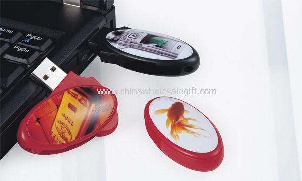 Full-Color USB Flash Disk