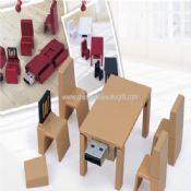 USB Flash Disk Chair and Table images