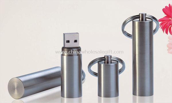 Metal Keychain USB Flash Disk
