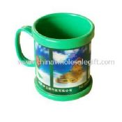 Landscape cartoon cup images