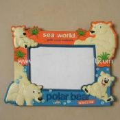 poly bear photo frame images