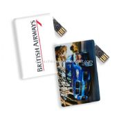 Rotate Credit Card USB Flash Drive images