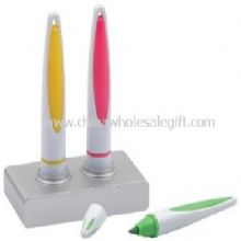 highlighter set with clip images
