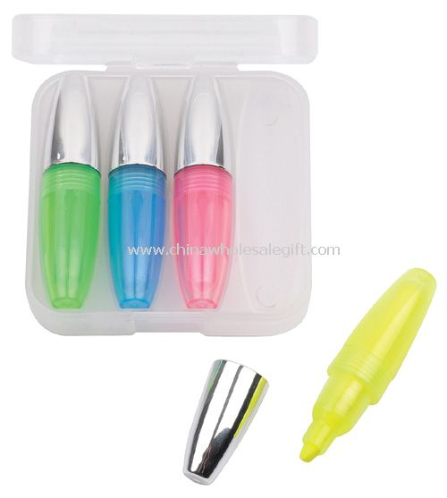Highlighter pen box