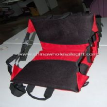 Stadium chair with cooler bag images