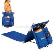 Beach chair with Cooler Bags images