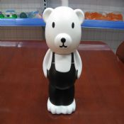 bear shaped coin bank images