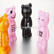 bear-shaped piggy bank images