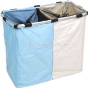 Oxford Cloth Laundry Basket images