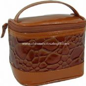 EMBOSS PVC COSMETIC BAG images