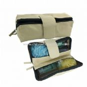Polyester 600D Toiletry Bag images