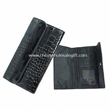Crocodile PVC Wallets