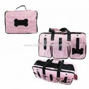 Polyester Pets Carrying Case with Handle images