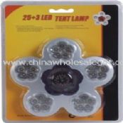 Flower shape tent lamp images