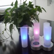 Rainbow LED Candle images