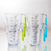 SAN Measuring cups images