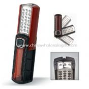 Swivelling LED Work Light with Torch images