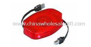 Retractable CAT 6 twisted flat cable images