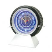 4 inch Tyre Clock With LED Light images