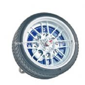 Tyre Alarm Clock images