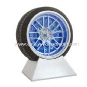 Tyre Alarm Clock With LED Light images
