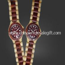 Wooden Band Watch images