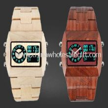 Wooden Case Watch images