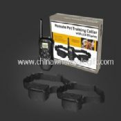 1 for 2 Remote Pet Training Collar with LCD Display images