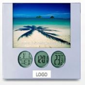 Photo Frame Calendar Clock images