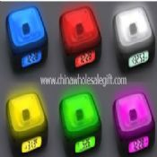 Seven color backlight Clock images