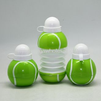 Collapsible Tennis Water Bottle
