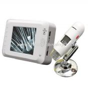 2.7 inch Video Microscope with Light Control & Mic images