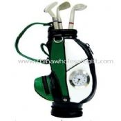 Golf Pen Holders with Clock images