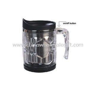Stirring Mugs