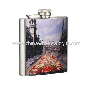Full color printing HIP Flask