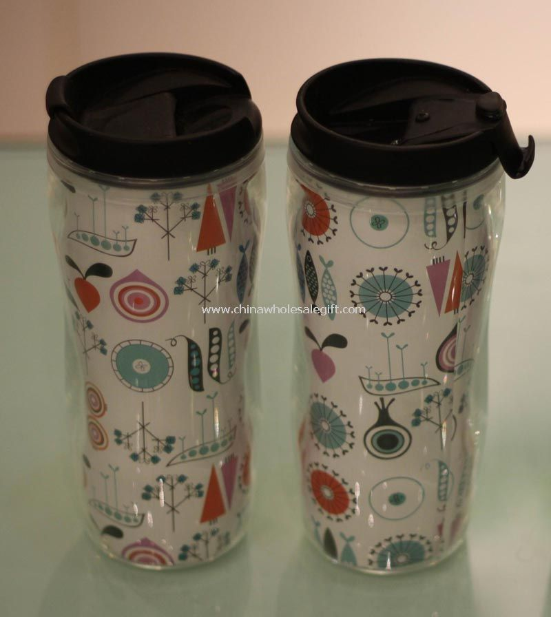 LEAK PROOF LID TRAVEL MUG