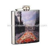 Full color printing HIP Flask images