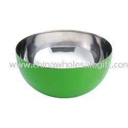 Powder Coat Salad Bowl