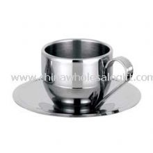 Stainless Steel Coffee Cup images