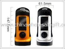 Solar LED Waterproof Flashlight images
