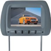 7 inch  brand-new LCD panel Headrest Monitor images