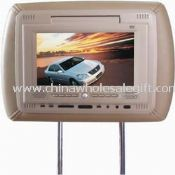 7 inch Headrest DVD player with built in DVD and AV function images