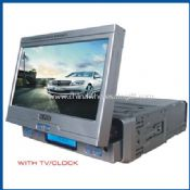 7 inch single din in-dash motorized TFT-LCD monitor /TV images