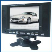 Built-in TV tuner Car Monitor images