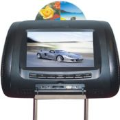 USB Support 7 inch Headrest DVD player images
