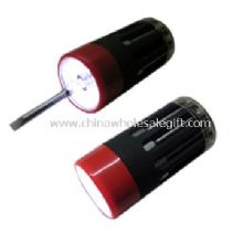 10 in 1 screw driver 9LED torch images
