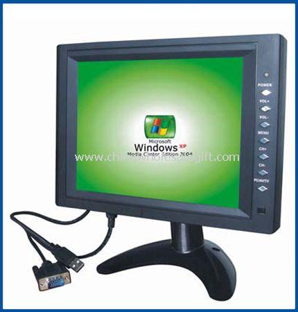 8 tuuman ja 10,4 tuuman TFT-LCD hipaista irtoseinä järjestäjä