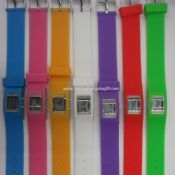 chewing gum digital silicon watch images