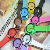 fashion design silicone watch images