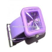 square head silicon watch images